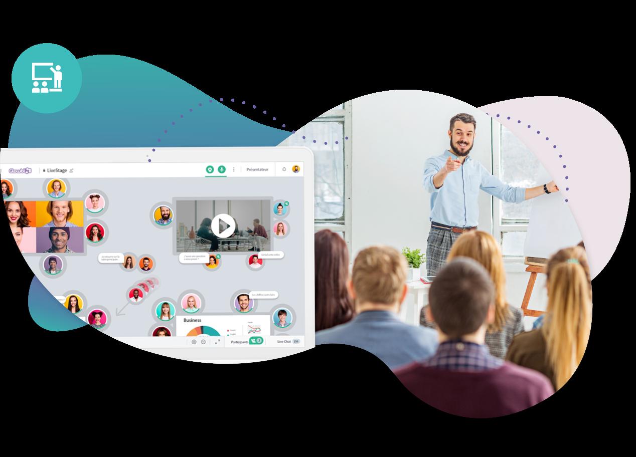 Classes virtuelles – 1